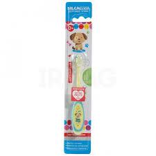<b>Зубная щетка</b> детская <b>Silca</b> Med Здоровые зубки мягкая 0+ ...