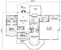 Single Story Farmhouse Plansfarmhouse floor plans one story house on single story farmhouse plans   wrap