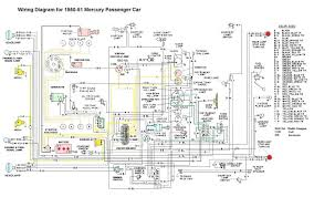 1951 mercury an american legacy 1951 mercury wiring diagram still six volts a positive ground