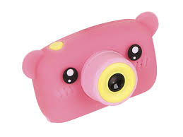 <b>Фотоаппарат Мишка</b> Children S Fun <b>Camera</b> 3445 Pink - Чижик