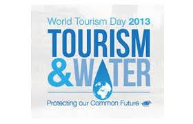 Παγκόσμια Ημέρα Τουρισμού και νερό.