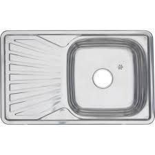 <b>Кухонная мойка</b> 7848 u <b>melana</b> 0,8/180 врезная прямоугольная с ...