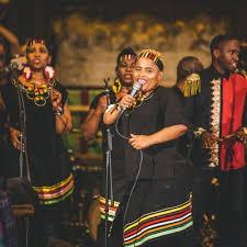 <b>paul simon's graceland</b> performed by the london african gospel choir