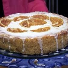 Sicilian Almond Lemon Cake - <i>Torta alle Mandorle e <b>Limoni</b>/<i ...