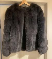 real <b>fox</b> fur <b>coat</b> products for sale | eBay
