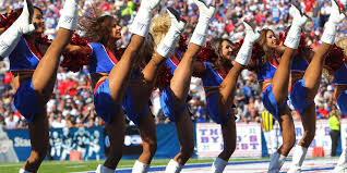 not ok the outrageous demands placed on nfl cheerleaders page  image via 10094 previous