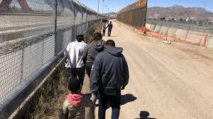 Migrants Crossing Near El Paso Strain Border Patrol Capacity : NPR