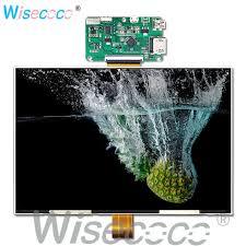 "<b>8.9</b>"" <b>2K</b> display resolution 2560x1600 <b>TFT LCD</b> 61 pin HDMI MIPI ..."