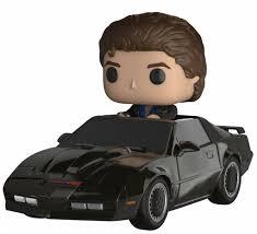 <b>Фигурка Funko POP</b>! <b>Rides</b>: Knight Rider - Майкл Найт с Киттом ...