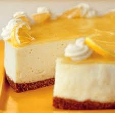 citroen yoghurt bavaroise