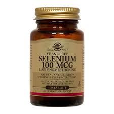 <b>Солгар Селен 100 мкг</b> — купить Solgar Selenium 100 mcg в ...