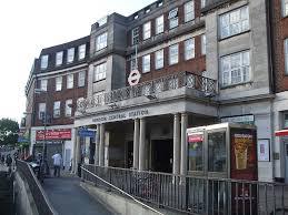 Hendon Central tube station