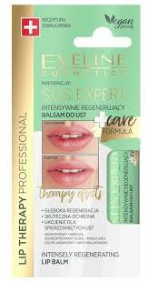 Eveline Cosmetics <b>Бальзам для</b> губ Lip Therapy <b>Интенсивно</b> ...