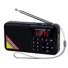 <b>New Hot Portable</b> Radio for Elder Multi Functional Media Speaker ...