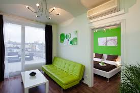 living room with bed: how to decorate a studio apartment bed living room bedroom flat