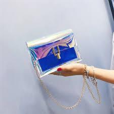 Crossbody Bags for <b>Women</b> 2019 Laser Transparent Bags <b>Fashion</b> ...