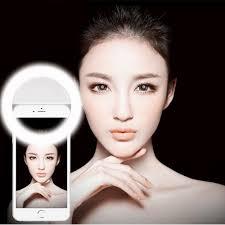 2018 New Portable Universal <b>Selfie Ring Flash Led</b> Light Lamp ...