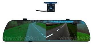 Автомобильный <b>видеорегистратор RITMIX AVR-550 MIRROR</b> ...