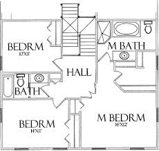 House Plan   Order Code WEB at FamilyHomePlans comFarmhouse Saltbox House Plan Level Two
