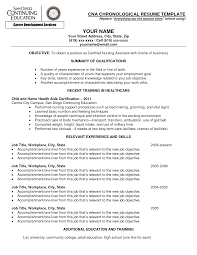 cna job duties resume template cna job duties resume