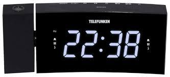 Радиобудильник <b>TELEFUNKEN TF</b>-<b>1568U</b> купить по цене 1490 на ...