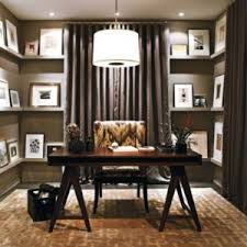 decorating tiny business office design inspiration featuring vintage business desk and maple double pedestal desk business office decorating themes