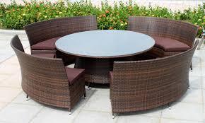 source brown set patio source outdoor
