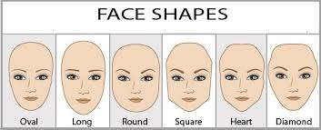 Image result for eyebrows for face shape cartoons