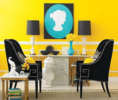 yellow and black living room chic yellow living room