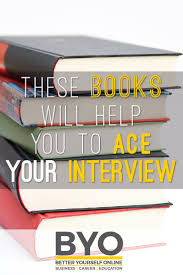 books will help you to ace your interview these books will help you to ace your interview