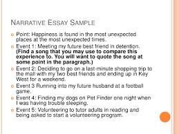 College Narrative Essay Narrative Descriptive Essay Writing