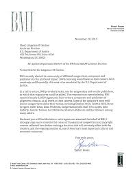 ASCAP/BMI Comment - 2015: BMI Songwriters and Publishers