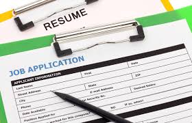 the cv versus the application form