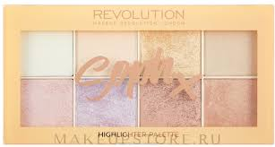 <b>Палетка хайлайтеров для</b> лица - Makeup Revolution Soph ...