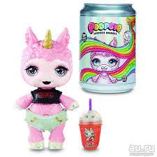 <b>Poopsie Surprise Unicorn</b> 562641 <b>Лама</b> (белая/розовая) — купить ...