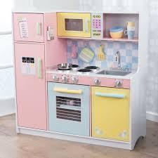 <b>KidKraft Pastel</b> Kitchen Set & Reviews   Wayfair