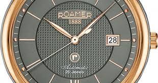 Купить мужские <b>часы Roamer</b> R-Matic <b>956.660.49.03.90</b>