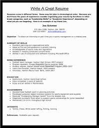 good cv summary resume builder for job good cv summary 190 examples of good resume summary statements good resume additional skills good skills