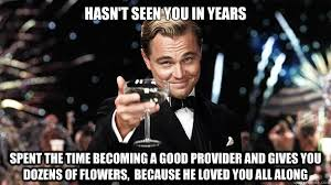 Great Gatsby memes | quickmeme via Relatably.com