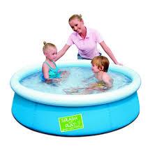 <b>Детский</b> надувной круглый <b>бассейн Bestway</b> 57241 (152x38 ...