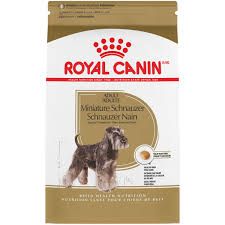<b>Royal Canin Miniature</b> Schnauzer Adult Dry Dog Food, 2.5 lb ...