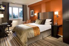 colours for a bedroom: warm colours for a small bedroom choosing best chimney hood and painting your room with