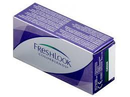 Контактные линзы Alcon FreshLook Colors 2 (2 / 8.6 0) Green ...