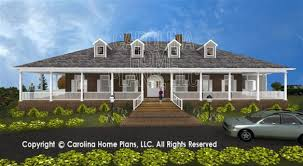 D Image For CHP SP   GA   Southern Plantation D House Plan ViewsSP  Front View