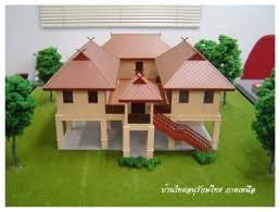 TeakDoor com   The Thailand Forum Thai House PlansModern Thai Style Bed  Bath