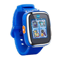 <b>VTech Kidizoom Smartwatch DX</b> - Royal Blue: Amazon.in ...