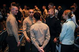 u s department of defense photo essay armed forces inaugural committee members attend military assistant orientation in washington d c dec