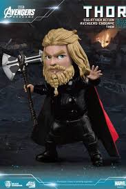 <b>Avengers</b>: <b>Endgame</b> Egg Attack Action Figure Thor <b>17 cm</b>