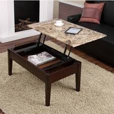 marble dining table adecc: dorel living faux marble lift top coffee table