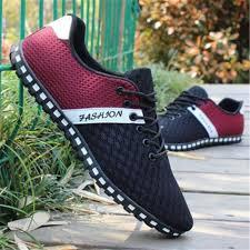 <b>LAIDILANGTU new</b> mesh men's shoes spring and <b>autumn</b> ...